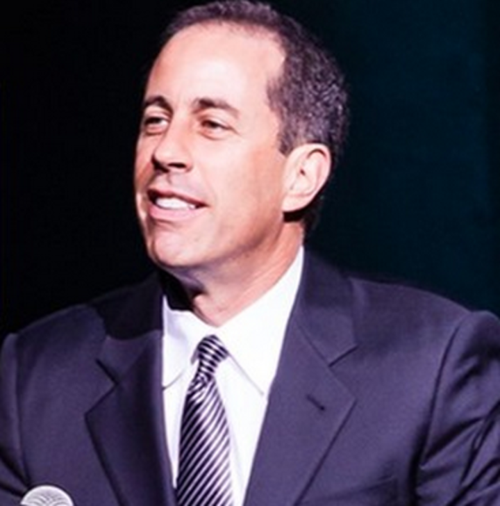 Jerry Seinfeld @ Riverside Theatre - Milwaukee, WI