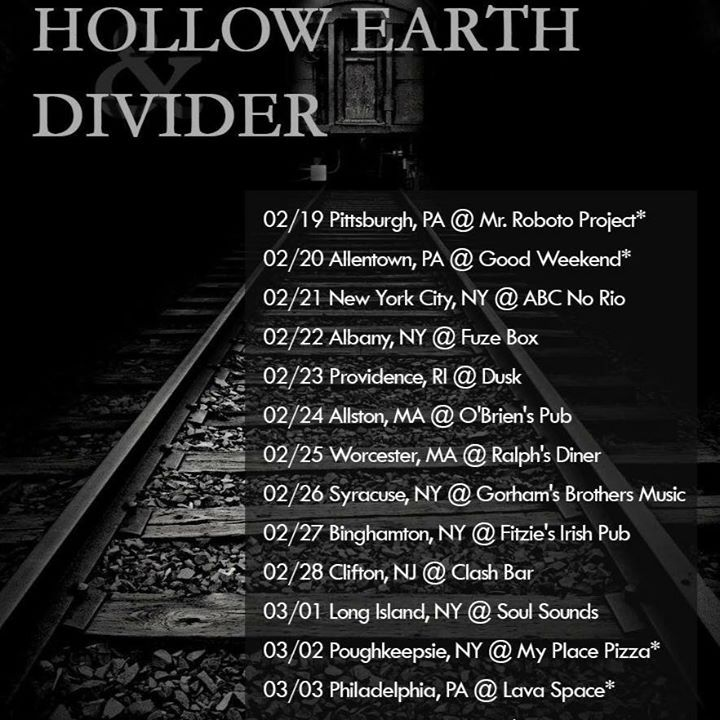 Hollow Earth @ CIRCUS AFTERHOURS - Montreal, Canada