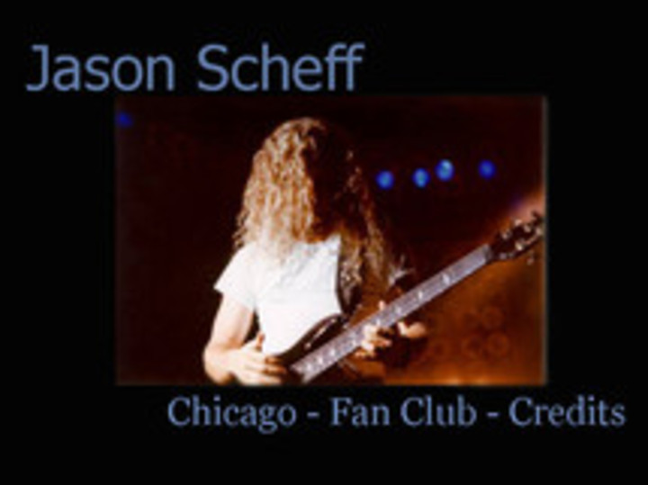 Jason Scheff Tour Dates