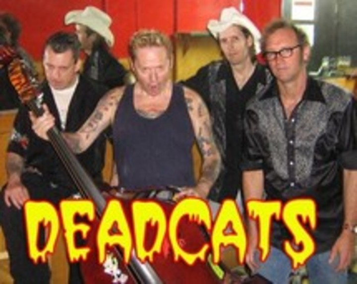 The Deadcats Tour Dates