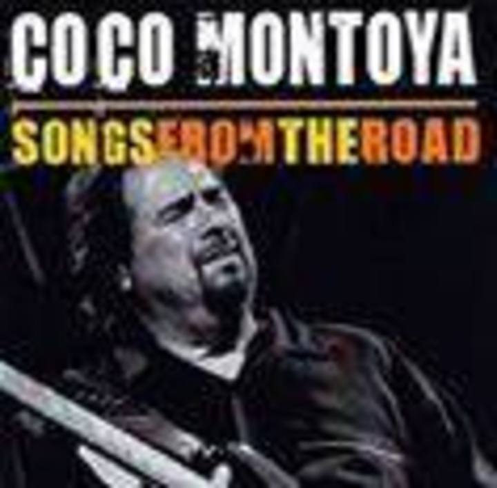Coco Montoya @ Callahans Music Hall - Auburn Hills, MI