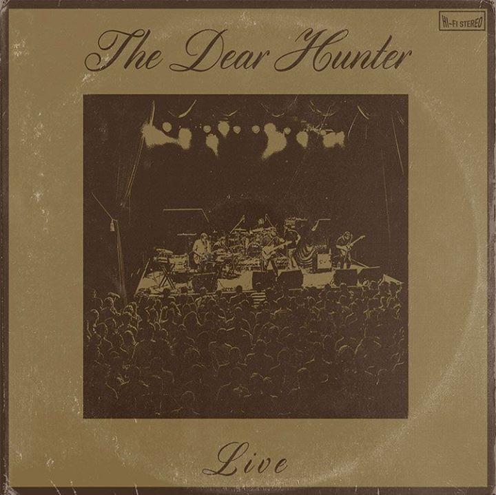 The Dear Hunter Tour Dates
