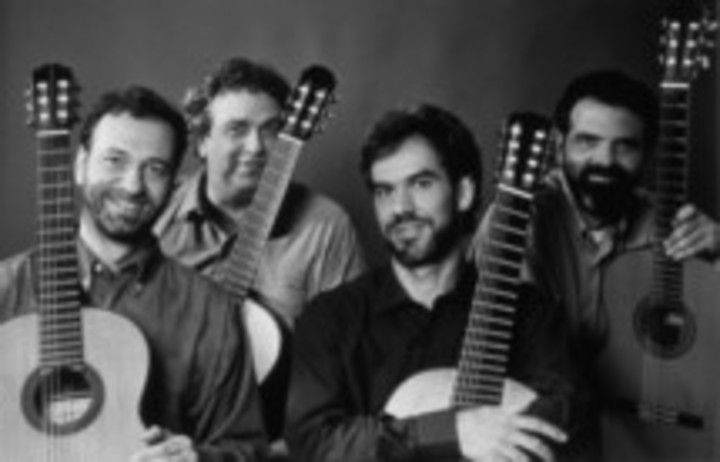 Brazilian Guitar Quartet @ Capital University Huntington Hall - Columbus, OH