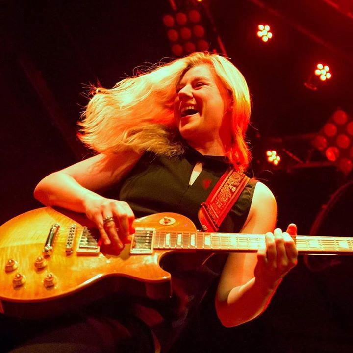 Joanne Shaw Taylor @ Sub 89 - Reading, United Kingdom