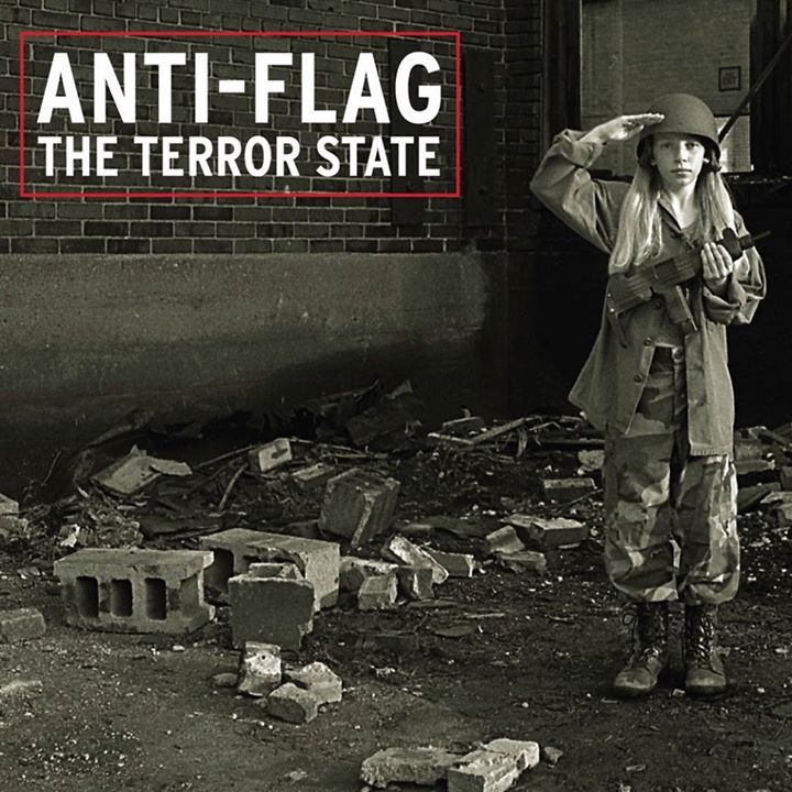 Anti-Flag @ Oakland Metro - Oakland, CA