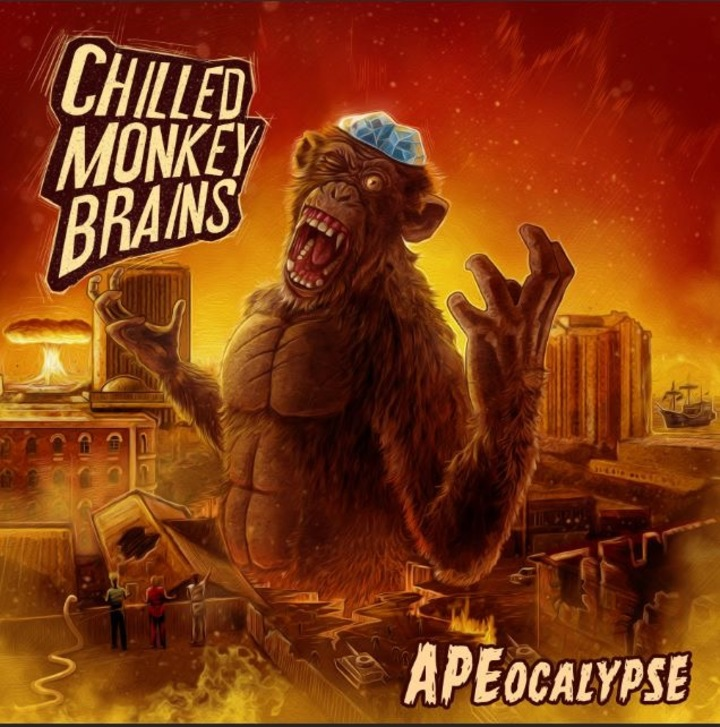 Chilled Monkey Brains Tour Dates