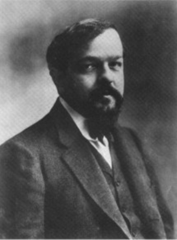 Claude Debussy Tour Dates