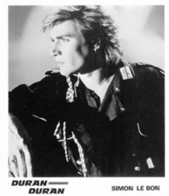 Simon Le Bon Tour Dates