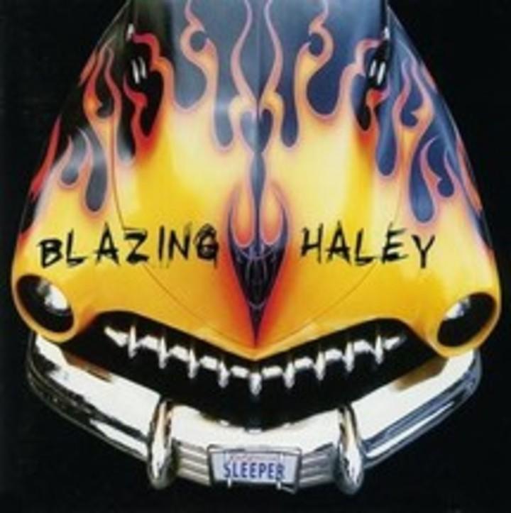 Blazing Haley Tour Dates