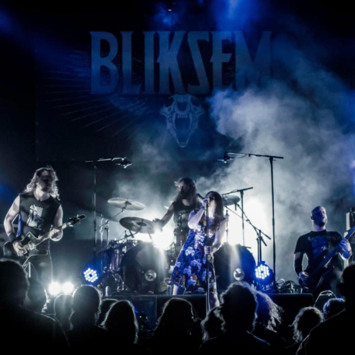 BLIKSEM @ Klokgebouw - Eindhoven, Netherlands