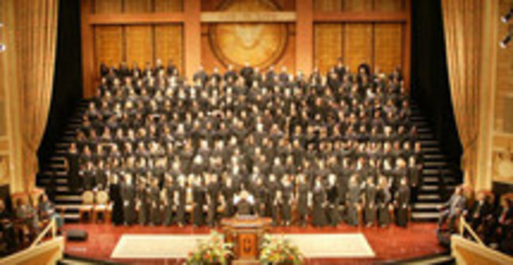 Brooklyn Tabernacle Choir Tour Dates