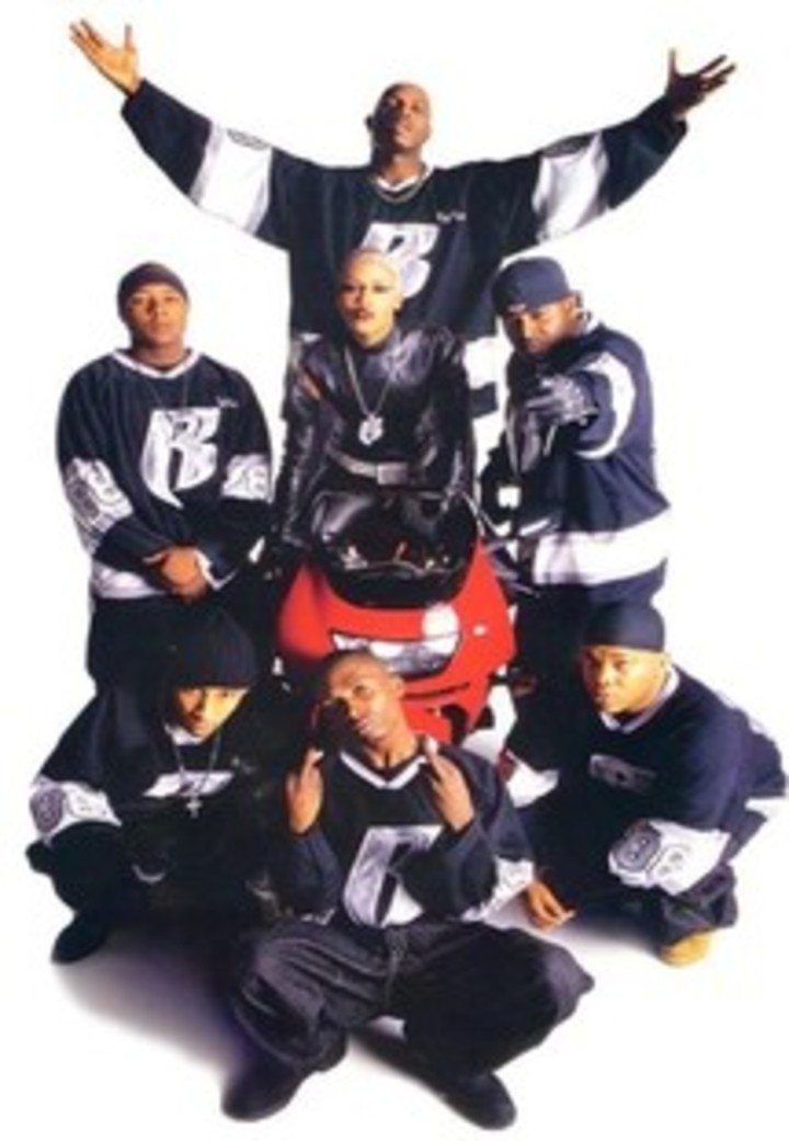Ruff Ryders Tour Dates