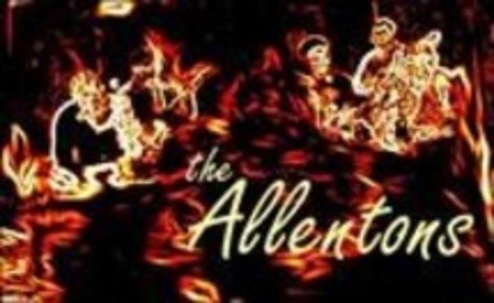 The Allentons Tour Dates