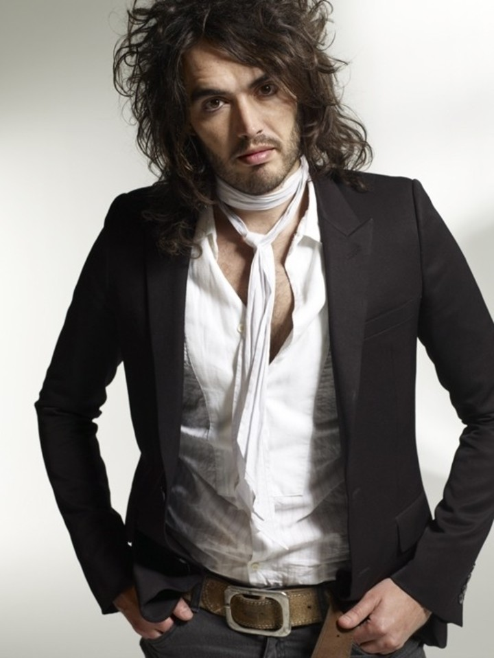 Russell Brand @ De Montfort Hall - Leicester, United Kingdom