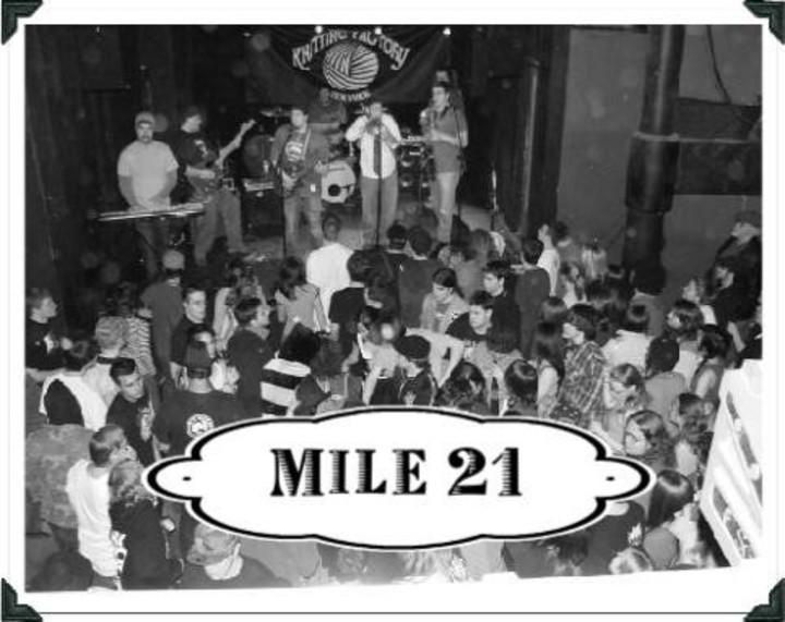 Mile 21 Tour Dates