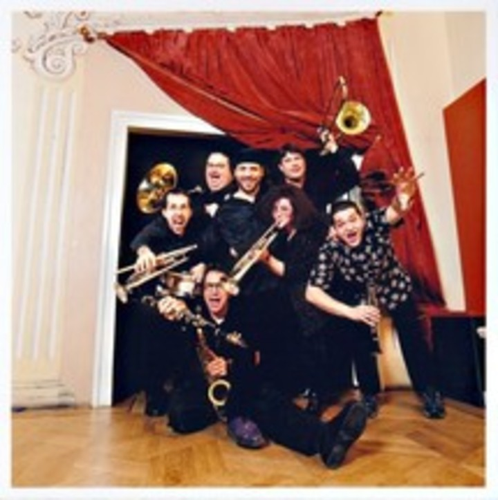 Frank London's Klezmer Brass Allstars Tour Dates