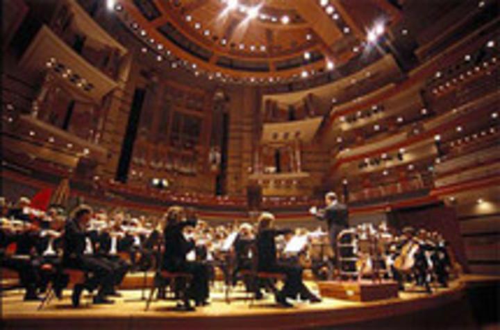 City of Birmingham Symphony Orchestra @ Konzerthaus - Freiburg, Germany