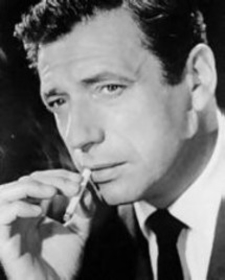 Yves Montand Tour Dates