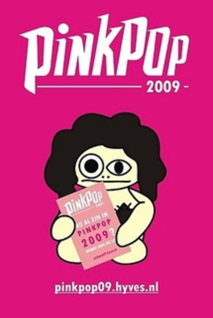 Pinkpop Tour Dates