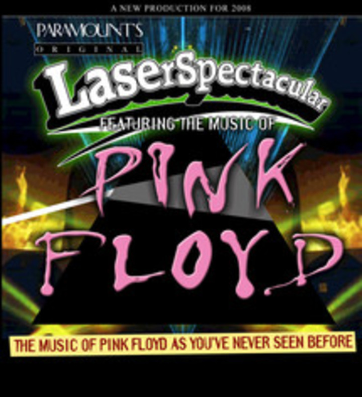 Pink Floyd Laser Spectacular @ Charleston Music Hall - Charleston, SC