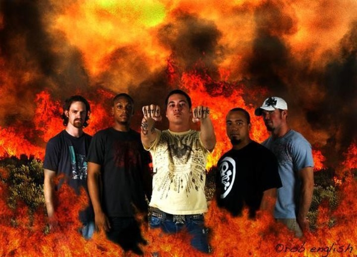 Fire with Fire Tour Dates