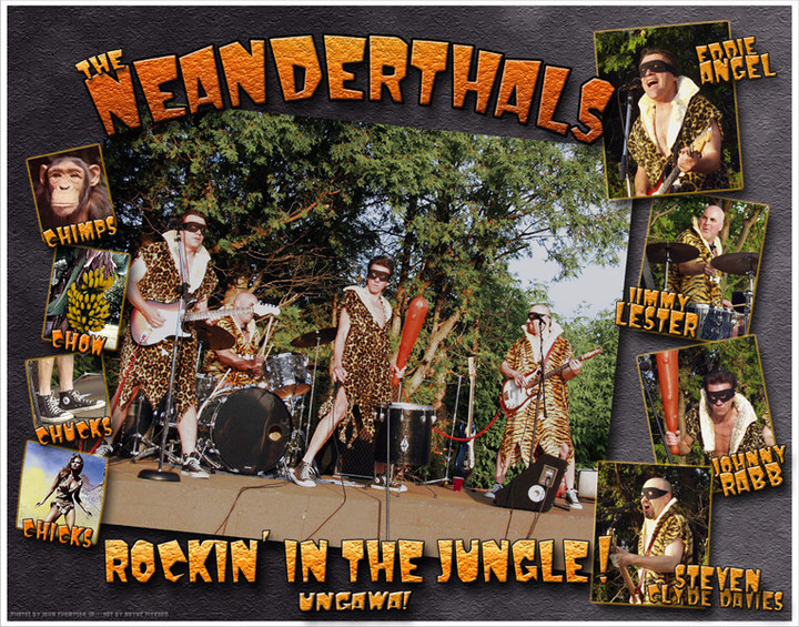 The Neanderthals Tour Dates