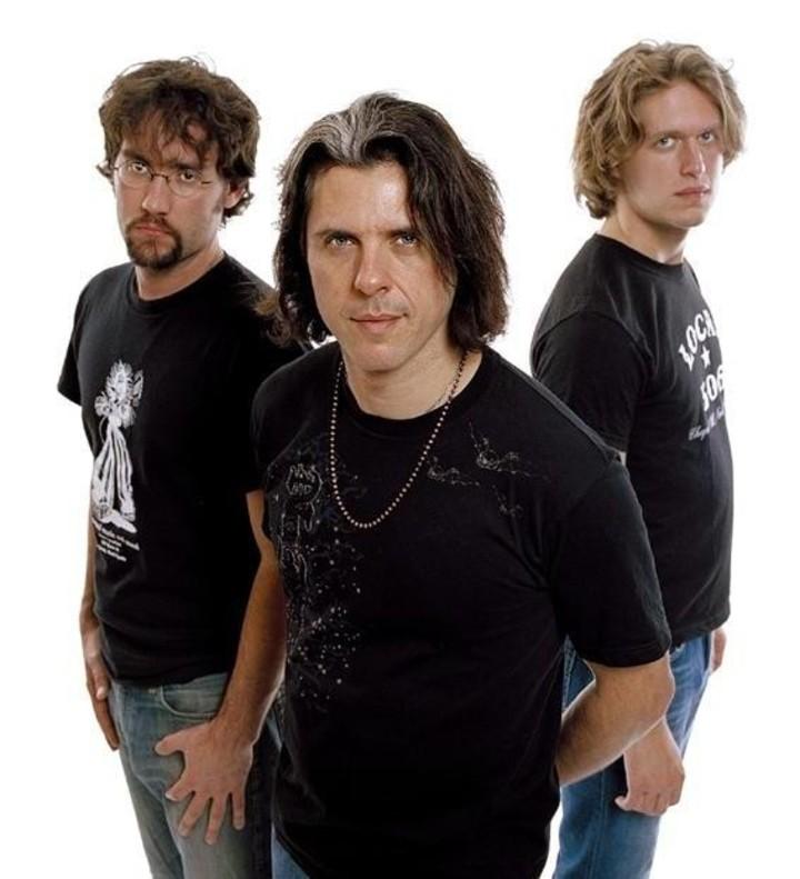 the Alex Skolnick Trio @ REAL TIME LIVE - Chesterfield, United Kingdom