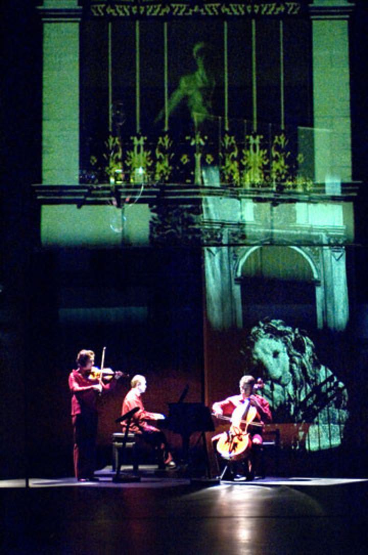 The Gryphon Trio Tour Dates