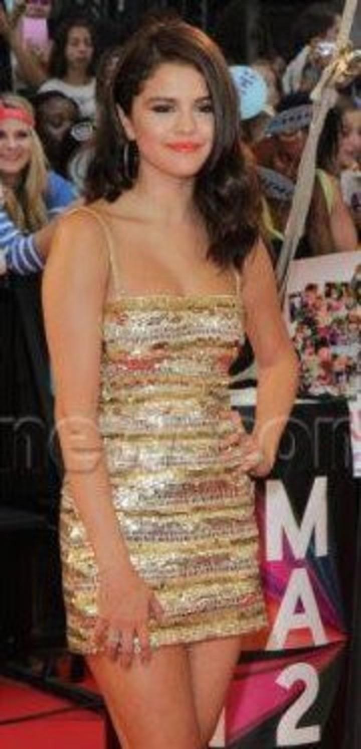 Selena Marie Gomez Tour Dates