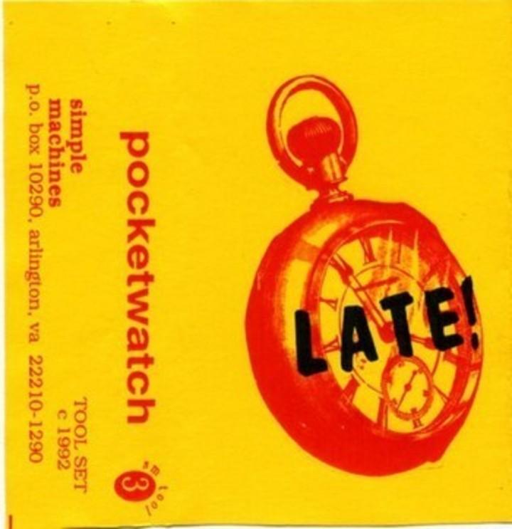 Pocketwatch Tour Dates