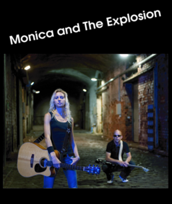 Monica and the Explosion Tour Dates