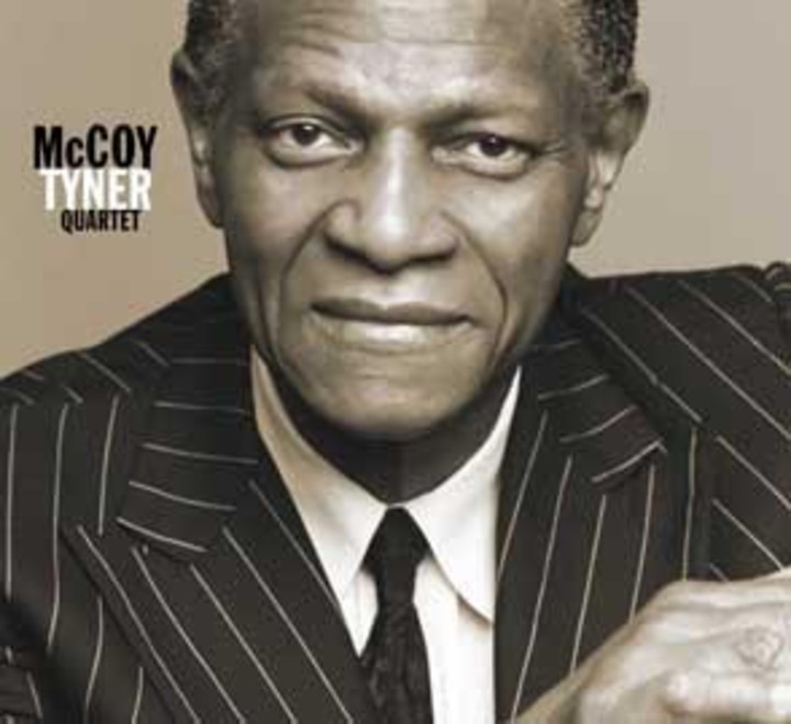McCoy Tyner Quartet Tour Dates