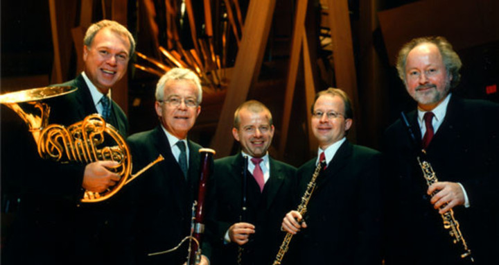 Berlin Philharmonic Wind Quintet @ Basile Theater at the Glick Indiana History Center - Indianapolis, IN