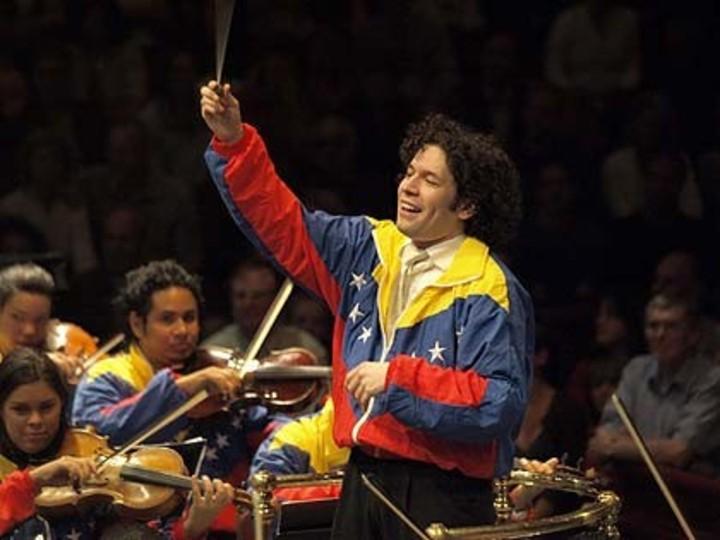 Simon Bolivar Youth Orchestra of Venezuela Tour Dates