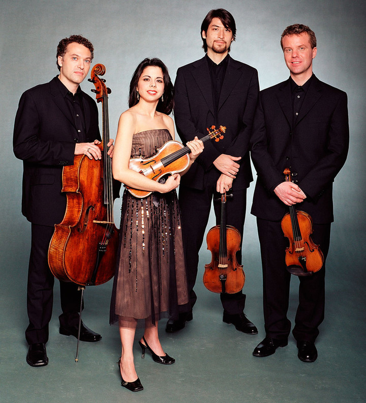 Pacifica Quartet Tour Dates
