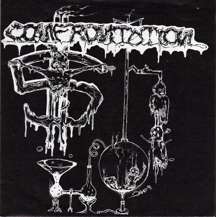 Confrontation Tour Dates