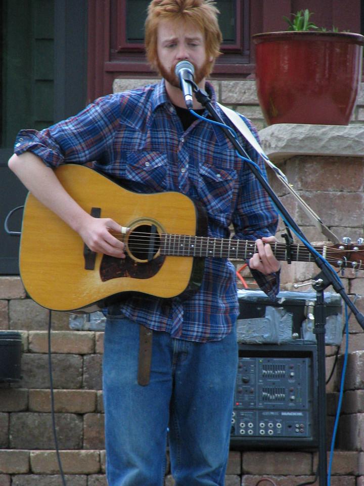 Blake Thomas @ Vox Concert Series @ Wildwood Station Pavilion - Marshfield, WI