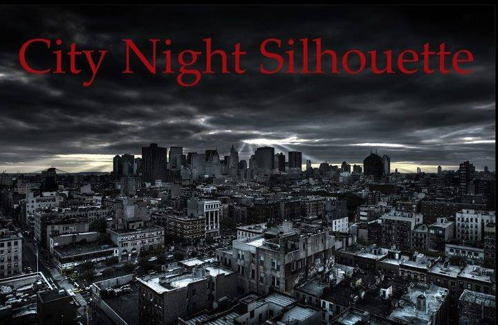 City Night Silhouette Tour Dates