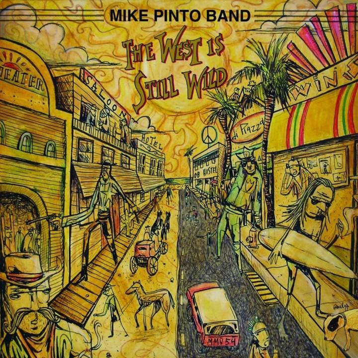 Mike Pinto Band Tour Dates