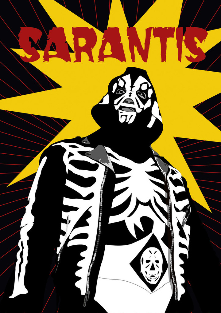 Sarantis @ The 1000 Pound Bend - Melbourne, Australia