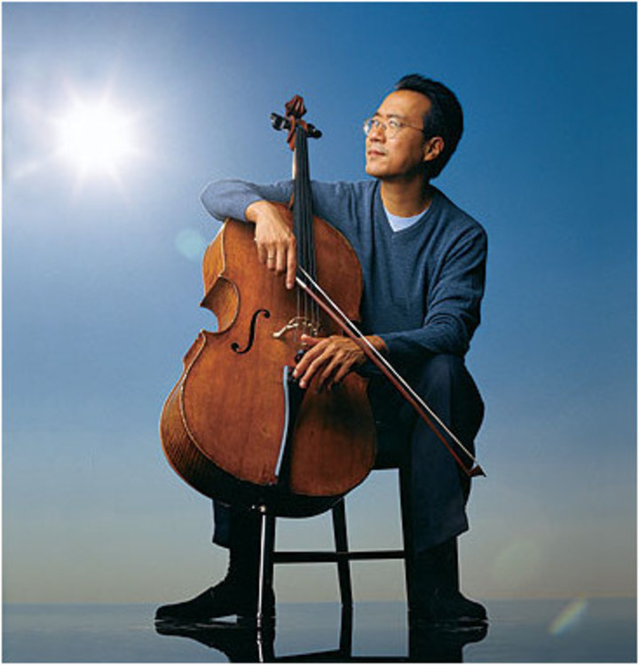 Yo-Yo Ma @ Grand Sierra Resort and Casino - Reno, NV