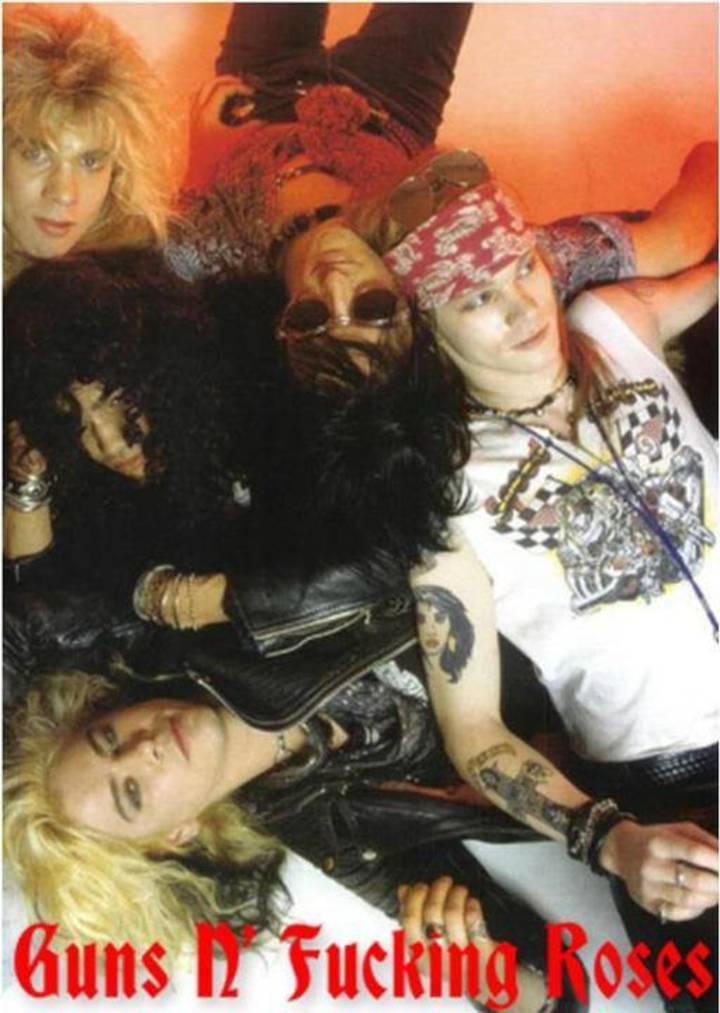 Guns N' Fucking Roses Tour Dates