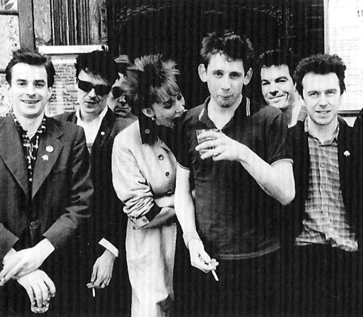 The Pogues Tour Dates