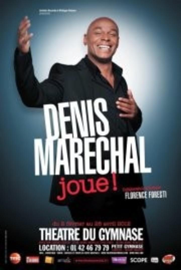 Denis Marechal @ THEATRE LE COLBERT - Toulon, France