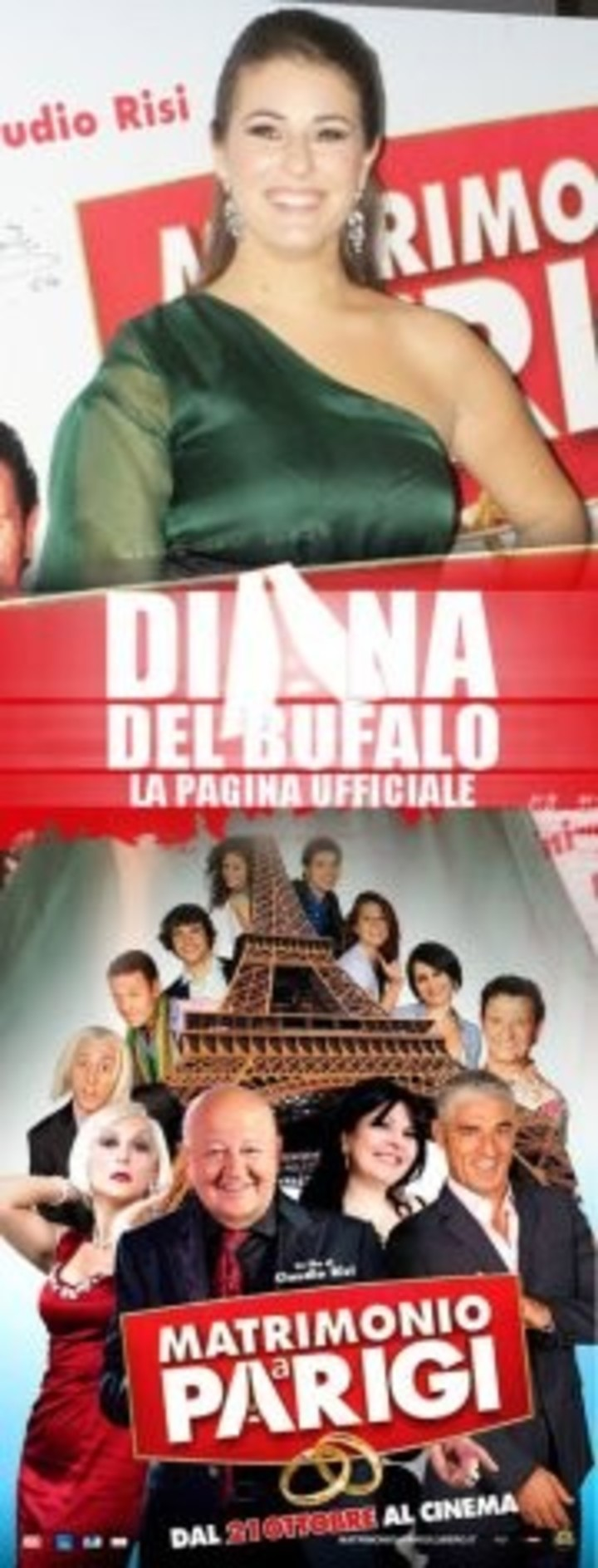 Diana Del Bufalo Tour Dates