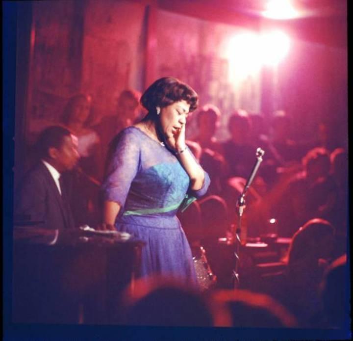Ella Fitzgerald Tour Dates