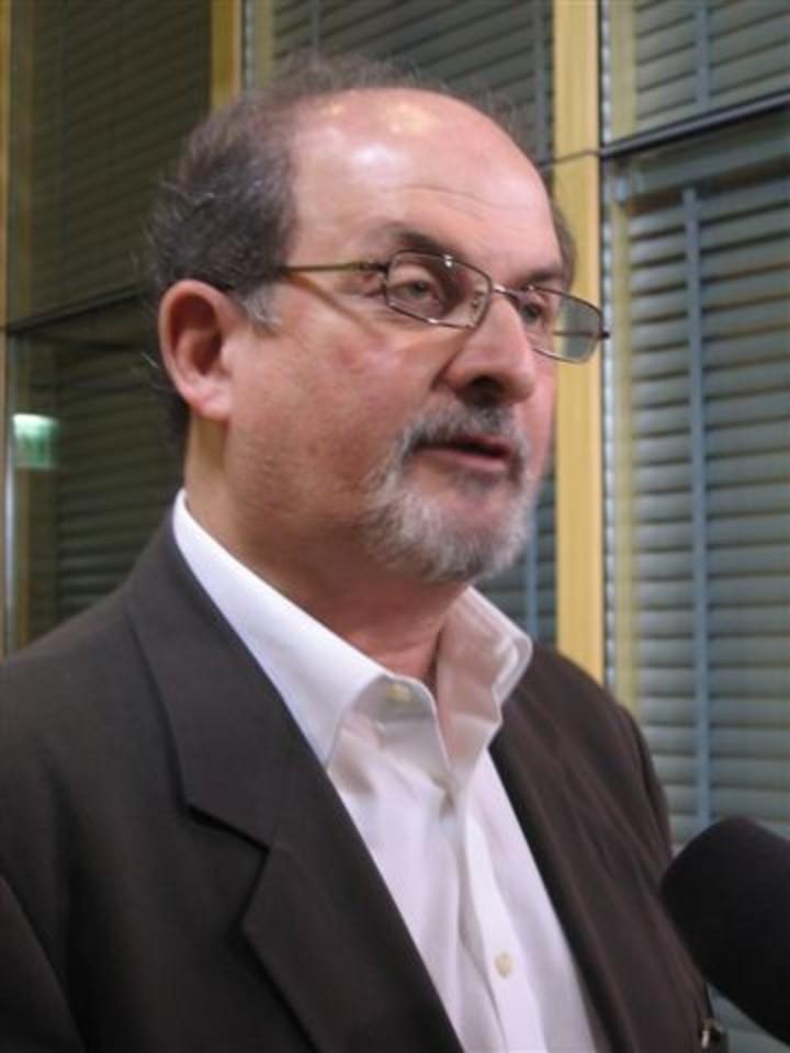 Salman Rushdie Tour Dates