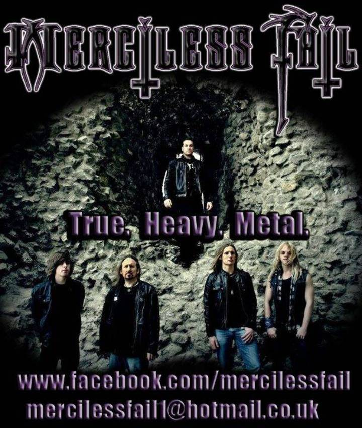Merciless Fail Tour Dates