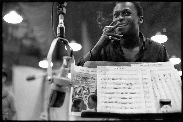 Miles Davis Tour Dates
