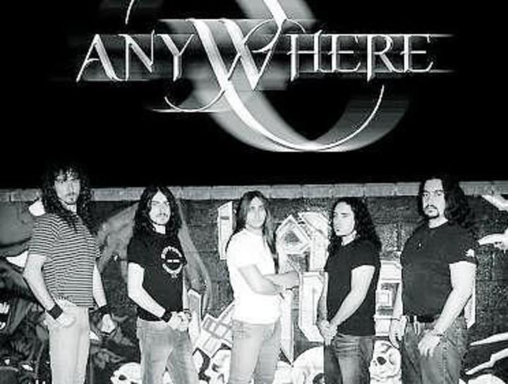 Anywhere Tour Dates